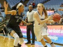 Girls Basketball: Hickory Ridge vs. Northern Guilford (Mar 11,