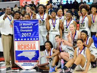 GBB: North Surry vs Clinton (March 11, 2017)