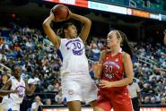 2017 East-West Girls Basketball All-Star Game (July 17, 2017)