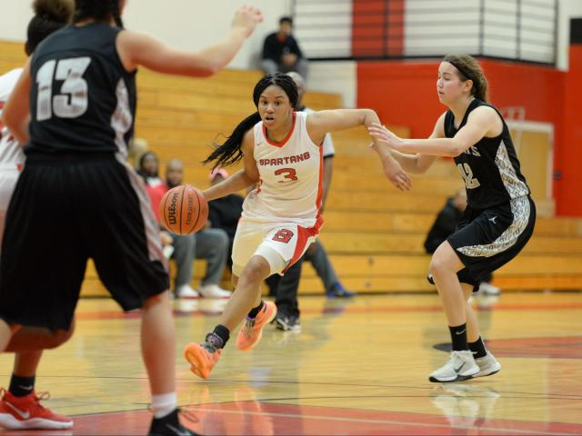 Southern Durham Girls Dominate East Chapel Hill In First Round