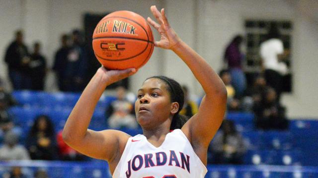 Jordan Blows Past Riverside To Win Bull City Girls Championship