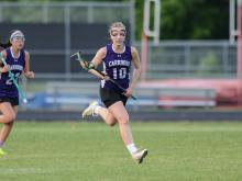 Girls Lacrosse: Carrboro vs. Millbrook (May 6, 2015)