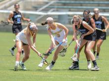 Girls Lacrosse: Lake Norman vs. Cardinal Gibbons (May 23, 2015)