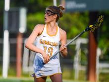 Girls Lacrosse: Hoggard vs. Cardinal Gibbons (May 13, 2016)