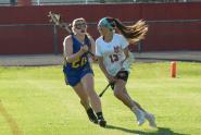 Girls Lacrosse: Laney vs. Middle Creek (May 5, 2017)