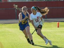 GLAX: Laney vs Middle Creek (May 5, 2017)