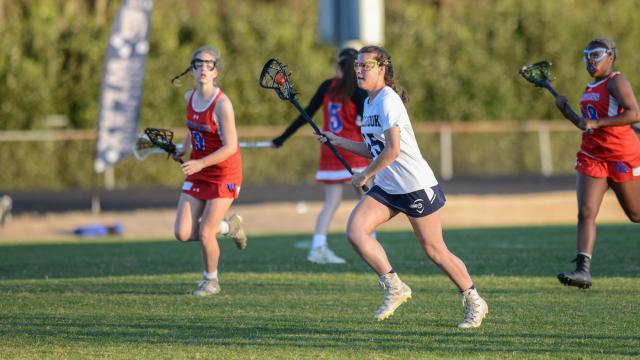Girls Lacrosse: Sanderson vs. Millbrook (Mar. 19, 2019)