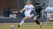 Girls Soccer: Millbrook vs. Wakefield (Mar. 19, 2014)