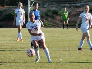 Girls Soccer: Whiteville @ Franklin Academy (May 24, 2016)