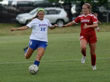 GSOC: East vs West All-Star Girls Soccer Game (July 19, 2016)