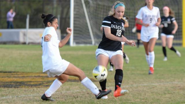Girls Soccer: Green Hope vs Holly Springs (March 29, 2017)