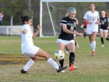 Girls Soccer: Green Hope vs Holly Springs (March 29, 2017)