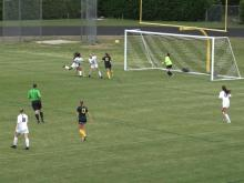 Highlights: Millbrook beats Northern in girls soccer playoffs