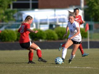 Girls Soccer: New Bern vs. Panther Creek (May 10, 2017)