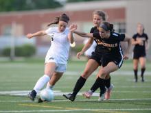 Girls Soccer: Fuquay-Varina vs. Cardinal Gibbons (May 17, 2017)