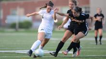 IMAGE: Gibbons scores six unanswered goals to down Fuquay-Varina