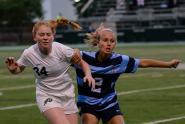 Girls Soccer: Hoggard vs. Cardinal Gibbons (May 23, 2017)