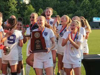 Girls Soccer: Carrboro vs. West Stokes (May 27, 2017)