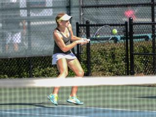 4-A Tennis Doubles Championship (Oct. 31, 2015)