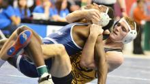 IMAGES: 2014 Individual Wrestling State Championships (Feb. 22, 2014)
