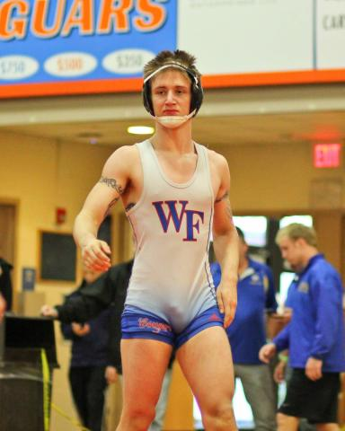 2015 WRAL Wrestling Tournament: Day Two