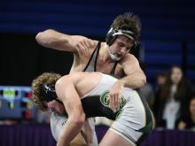 4A Wrestling: Hough vs. Cardinal Gibbons (Feb. 8, 2020)