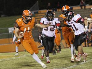 Football: Orange vs. Webb (Oct. 28, 2016)