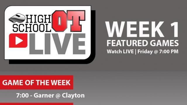 HSOT Live Week 1 Line-Up: Aug. 18, 2017